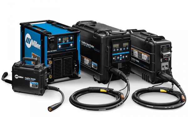 Miller PipeWorx 350 FieldPro family
