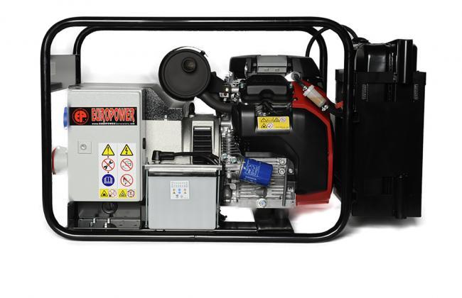 Standaard luchtgekoeld, Benzine